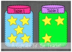 A Cupcake for the Teacher: Compliment Jar {Classroom Incentive & Craftivity}