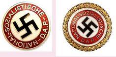 German Militaria Blog: Nazi Party Membership Badges