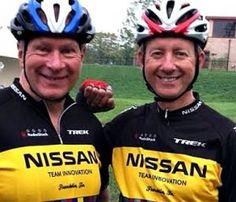 Riding at the Livestrong event in Philadelphia.