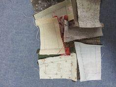 Quilt Patchwork Windmill Bag. Сумка Пэчворк
