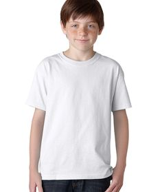 Wholesale Blank 5000B Gildan Youth Heavyweight Cotton T-Shirt | Buy in Bulk