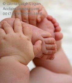 I love little fingers and toes!