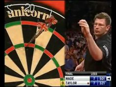 Two 9 Dart Finishes - Phil Taylor - 2010 Premier League