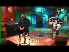 #Oasis - Whatever (Acoustic) MTV 1994 (HD)