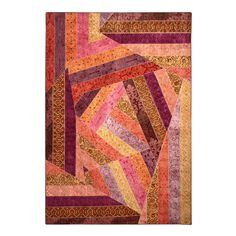 X-Patch Area Rug