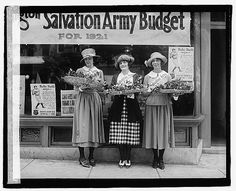 Salvation Army House girls
