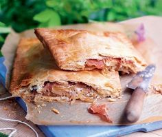 The robust flavours in this flat ham pie recipe make this ideal outdoor food – and it's easy to eat with your fingers! Asda Recipes, Pie Recipes, Ham Pie, Shortcrust Pastry, Savoury Baking, Outdoor Food, Al Fresco Dining, Summer Picnic, Quick Easy Meals