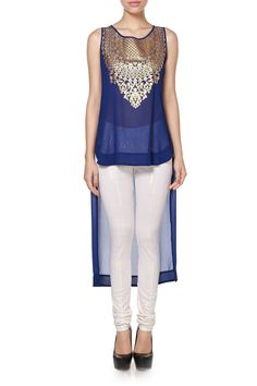 Kiara top - Buy Kiara top - 19431-TP-180 - TOP for Women - Global Desi by Anita Dongre   Anitadongre.com