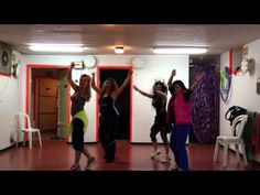Zumba Tribalera Intentalo ZIN 42 Zumbathon Beersheva 2013 - YouTube