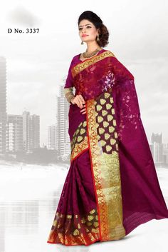 We are pioneers in the field of in manufacturing, supplying and exporting a wide range of Designer Katan Silk Sarees. Made from superior quality fabric procured from the trusted vendors of the market, these products are designed in accordance to prevailing market trends.