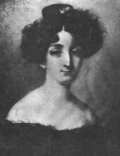 Letitia Bonaparte, Lady Wyse, daughter of Lucien Bonaparte, and wife of Sir Thomas Wyse. A very tempestuous union.  She bore 5 children, only the eldest 2 were acknowledged by Sir Thomas.   A separation ensued. See http://waterfordireland.tripod.com/sir_thomas_wyse_-_diplomat.htm for many more details.