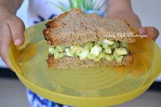 10 pomysłów na śniadanie dla dzieci - Lady Och Mistrzyni Sandwiches, Food, Essen, Meals, Paninis, Yemek, Eten