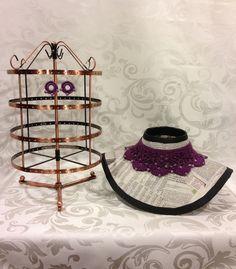 Kragen - Gehäkeltes Kragenset Nr. 4 - ein Designerstück von Maschenmade bei DaWanda