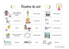 routine-filleYou can find Kids discipline and more on our website. Amazon Clothes, Magic School Bus, Educational Websites, French Lessons, Science Books, Reading Strategies, Learn French, Montessori, First Grade
