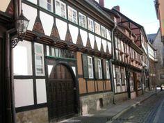 Quedlinburg Krämerstrasse