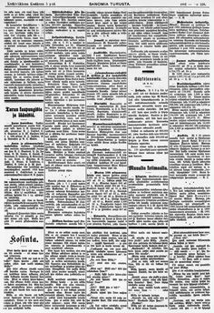 Sanomia Turusta no 128 - Digitaaliset aineistot - Kansalliskirjasto
