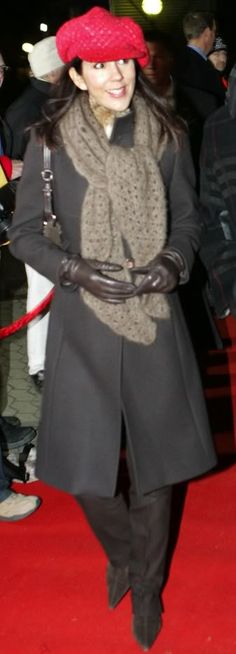 Princess Mary, November 2, 2006