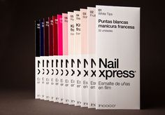 PackagingBlog / Best Packaging Designs Around The World: Nailxpress