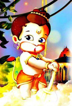 SHREE HANUMAN CHALISA  Shree Guru charana saroja raja nija manu mukuru sudhari Baranaun Raghubara bimala jasu jo daayaku phala chaari  Having polished the mirror of my heart with the dust of my Guru's lotus feet I sing the pure fame of the best of Raghus, which bestows the four fruits of life.  Budhi heena tanu jaanike sumiraun pawana kumaara Bala budhi vidyaa dehu mohin harahu kalesa bikaara  I know that this body of mine has no intelligence, so I recall you, Son of the Wind Grant me…