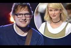 Taylor Swift pens tribute to pal Ed Sheeran after he makes Time list