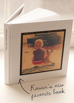 Instagram Book! Love this!