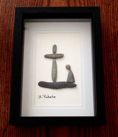 At the Foot of the Cross Pebble Art by TreetoSeaArtbyBecky on Etsy