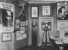 First Internationale Dada-Messe, 1920.