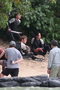 'The Hunger Games: Catching Fire' Quarter Quell Hawaii filming