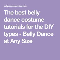 The best belly dance costume tutorials for the DIY types - Belly Dance at Any Size Costume Tutorial, Tribal Belly Dance, Tribal Dress, Belly Dance Costumes, Belly Dancers, Good Things, Tutorials, Dancing, Learning