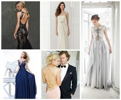 Vestidos para ocasiones muy especiales/Prom and Evening Dresses