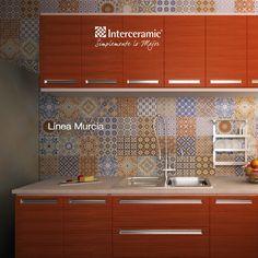 Línea Murcia para tu cocina.