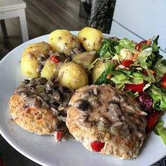 Baked Potato, Food And Drink, Potatoes, Chicken, Meat, Baking, Breakfast, Ethnic Recipes, Fitness