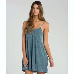 New Billabong Midnight Dreamin Women's Casual Wear Dresses - Motorhelmets Beach Dresses, Cute Dresses, Short Dresses, Summer Dresses, Casual Wear Women, Casual Dresses For Women, Women's Casual, Billabong Women, Surf Outfit