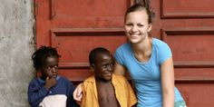6-Day Visit To Rural African Village Completely Changes Woman's Facebook Profile Picture