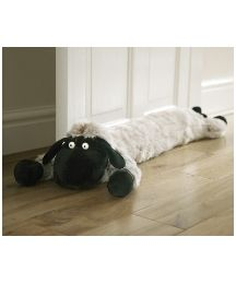 Sheep Draught Excluder Door Draught Stopper, Draft Stopper, Door Stopper, Crochet Projects, Sewing Projects, Projects To Try, Hobbies And Crafts, Diy And Crafts, Fabric Crafts
