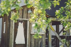 California Ranch Wedding Dress