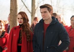 'Riverdale' Recap Episode 9, 'La Grande Illusion' — Archie and Cheryl | TVLine