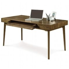 Picture of Catalina Desk with Keyboard Tray