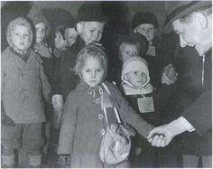 Finnish children sent to Denmark during the Winter War