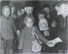 Finnish children sent to Denmark during the Winter War