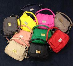 Marc by Marc Jacobs Classic Q Lil Ukita Handbags