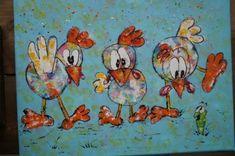 Dieren | Plaats hieronder jouw schilderijen met dieren.