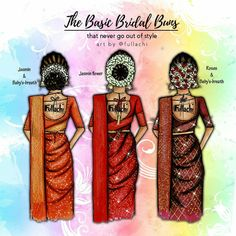 So, to help you out we have come up with some fantastic hairstyle for saree look that will help you create your own style. Just have a look and find the perfect hairstyle for yourself. Bridal Hairstyle Indian Wedding, Bridal Hair Buns, Indian Wedding Outfits, Bridal Braids, Wedding Updo, Indian Hairstyles For Saree, Saree Hairstyles, Bride Hairstyles, Updo Hairstyle