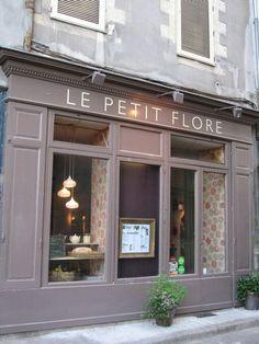 le petit flore - Nantes Le petit Flore, 11 rue des vieilles douve