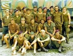 Parabats Ops Savanna Naval Special Warfare, Parachute Regiment, Men Are Men, French Foreign Legion, Brothers In Arms, Defence Force, Paratrooper, My Heritage, Cold War