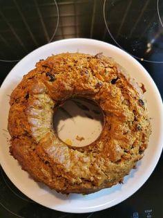 Healthy Cake, Healthy Desserts, Dessert Drinks, Superfoods, Bagel, Food And Drink, Sweets, Bread, Diet