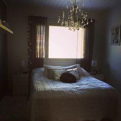 Makuuhuone ja bling bling