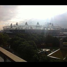 ultanmolloy's photo of Olympic Stadium on Instagram