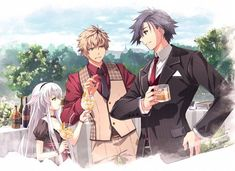 Eiyuu Densetsu: Sen no Kiseki (The Legend Of Heroes: Trails Of Cold Steel) Image - Zerochan Anime Image Board Character Concept, Character Art, Trails Of Cold Steel, Manhwa, Steel Image, The Legend Of Heroes, Diy Art Projects, Dark Souls, Anime Couples