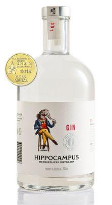 Hippocampus Gin - Australia PD